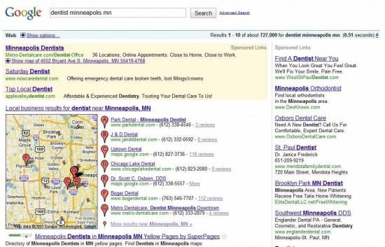 Search for dentist minneapolis mn