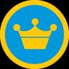 Foursquare's Mayor Symbol