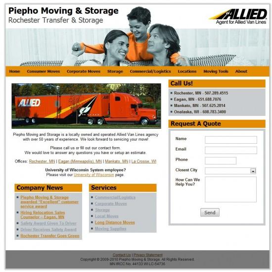 Piepho Website