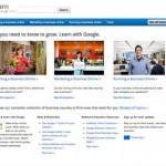 Google Small Business Portal